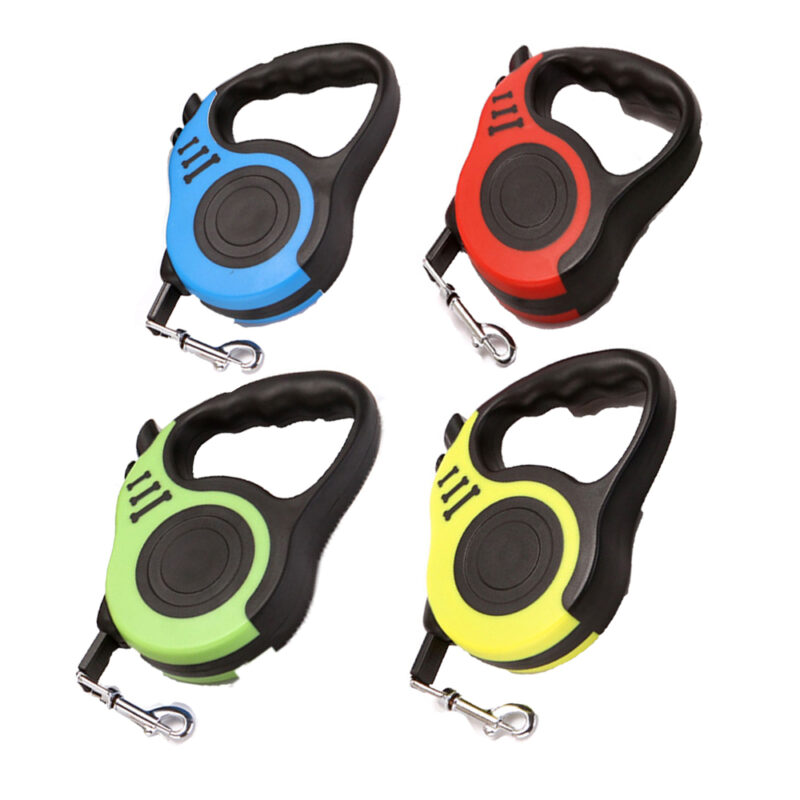 Retractable Pet Leash Anti-Slip Automatic Traction Rope