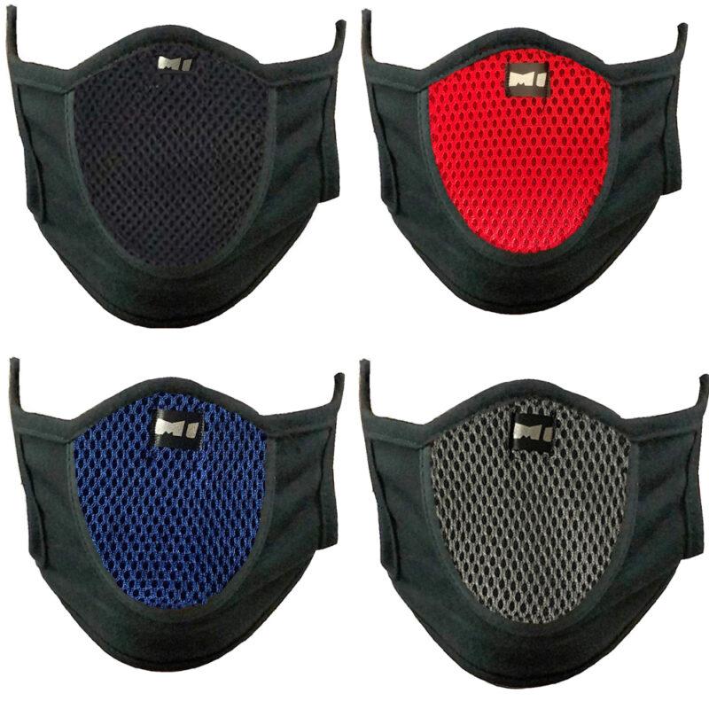 Shopoholic Fashion Anti Dust Layered Mask
